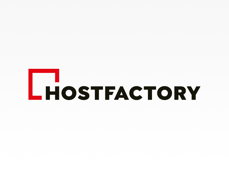 Neues Logo Hostfactory - Rebranding