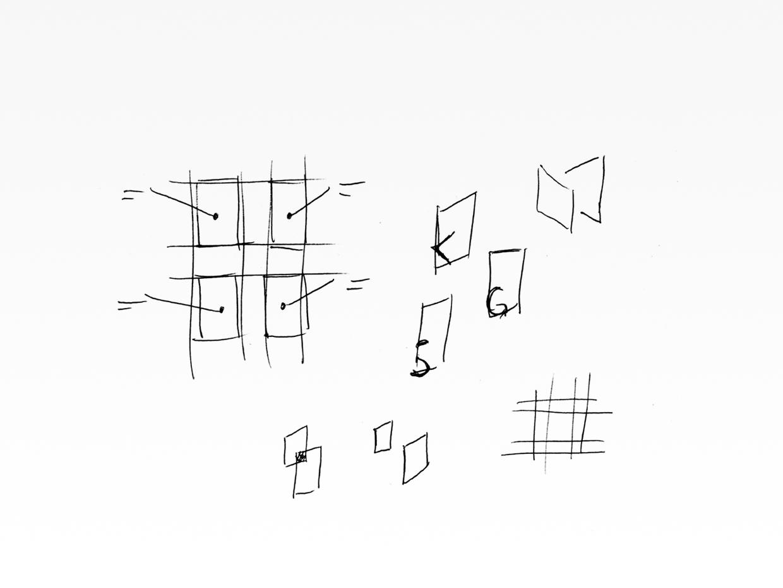 "KGS Winterthur logo sketches ""transparency"""